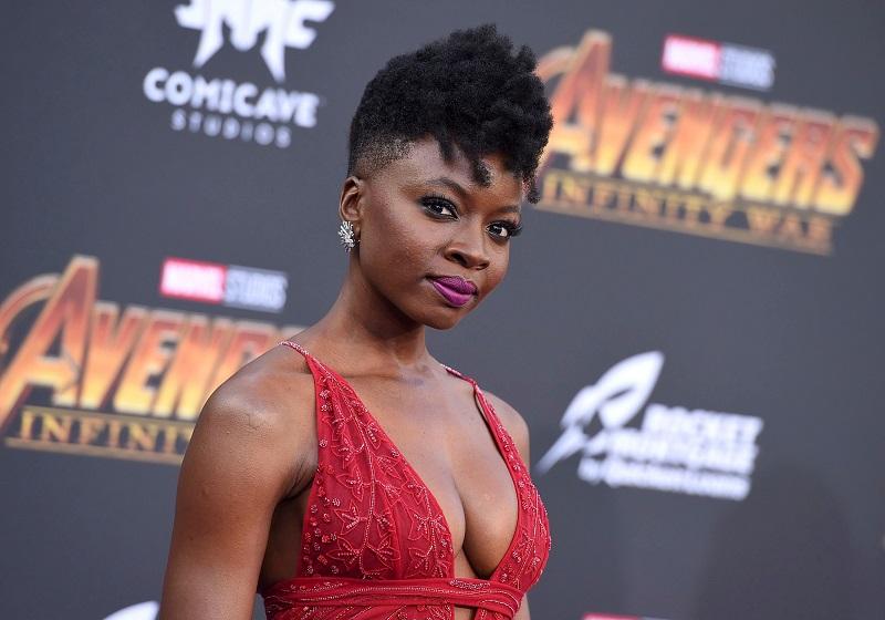 Black Panther's Danai Gurira to Star in Marvel Spinoff Series on Disney+