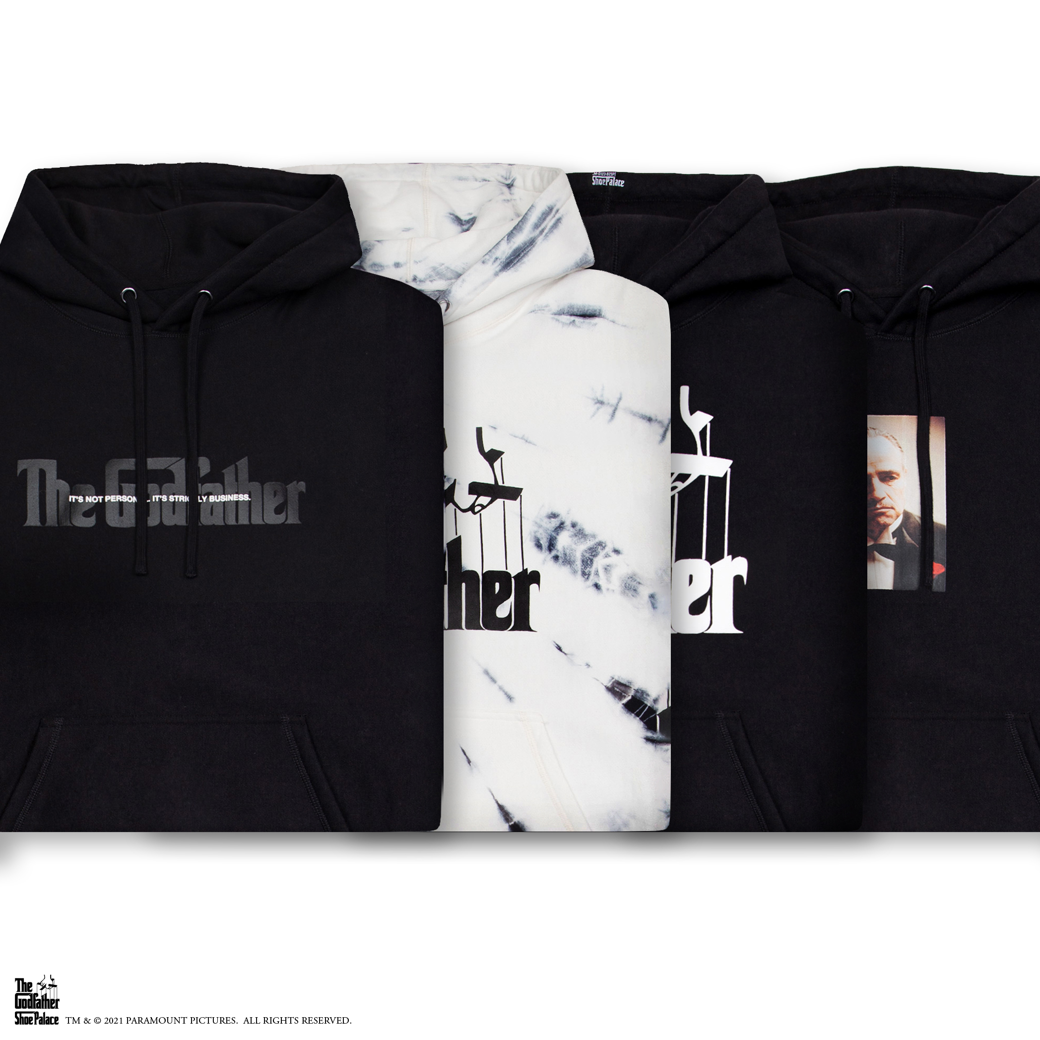 Shoe Palace and 'The Godfather' Team for Limited Edition Merch Collection