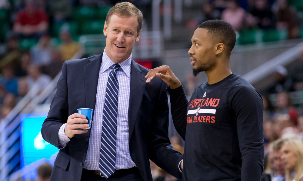 SOURCE SPORTS: Blazers May Look to Replace Terry Stotts if Team Doesn't Make a Run