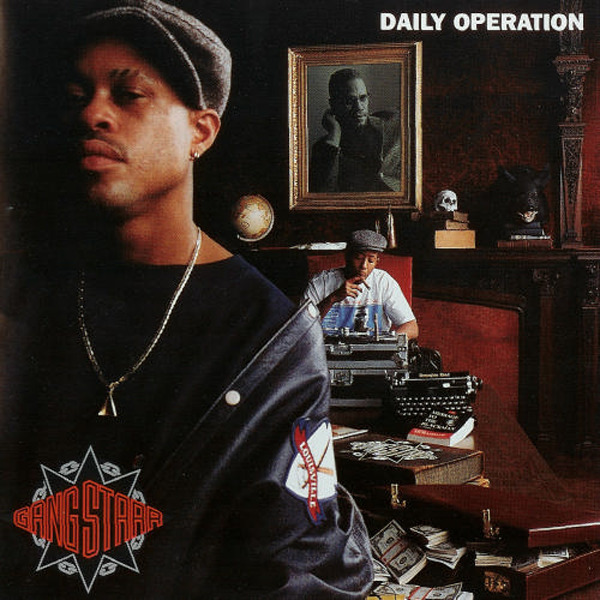 Today in Hip-Hop History: Gang Starr's Third LP 'Daily Operation' Dropped 29 Years Ago