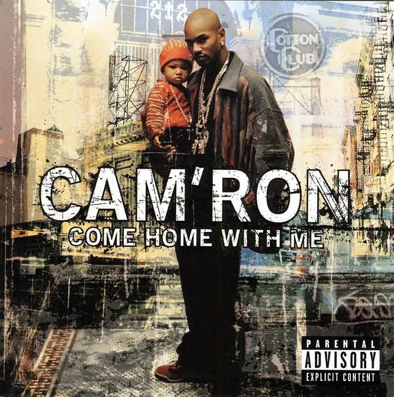 Today in Hip-Hop History: Cam'Ron Releases Third Solo Album 'Come Home With Me' 19 Years Ago