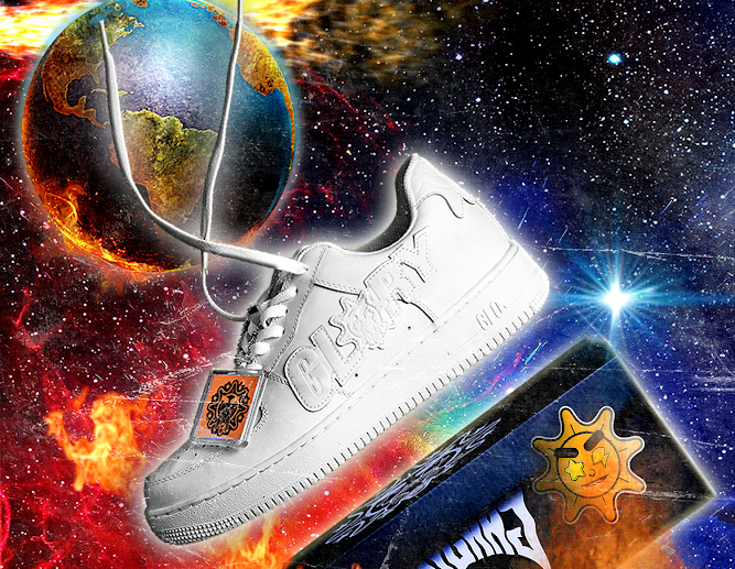 Chief Keef's 'Glory 1's' Are Finally Available For Purchase