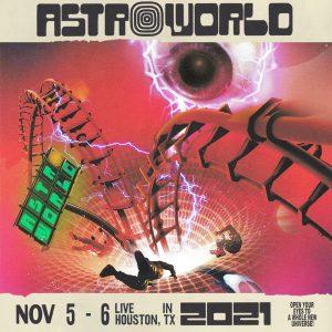 Travis Scott Announces Return of Astroworld Festival