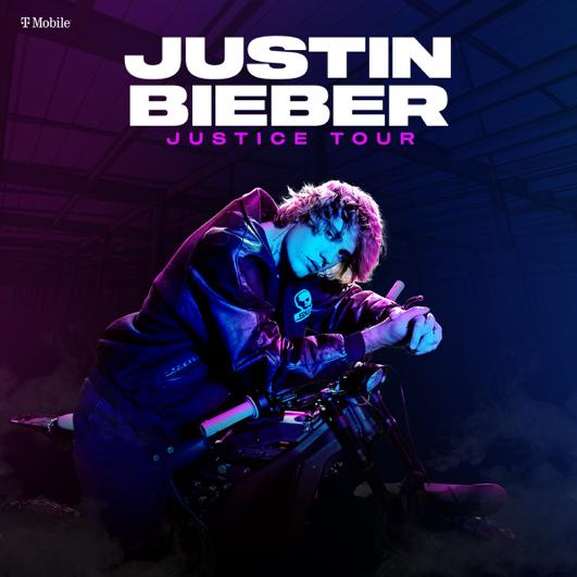 Justin Bieber Announces Additional Details for 'Justice World Tour'