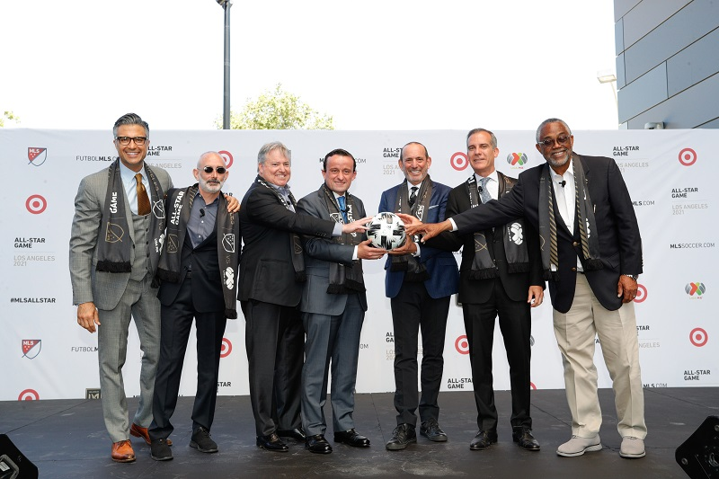 SOURCE SPORTS: 2021 MLS All-Star Game Will be LIGA MX vs LIGA in Los Angeles