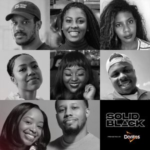 Doritos Commits $5M To Amplify the Voices of Black Innovators and Creators with New SOLID BLACK Campaign