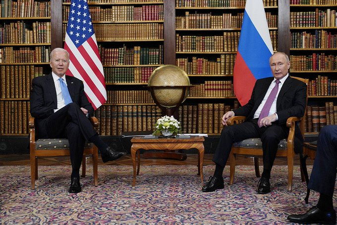 World Beef: The Biden-Putin Summit in Geneva
