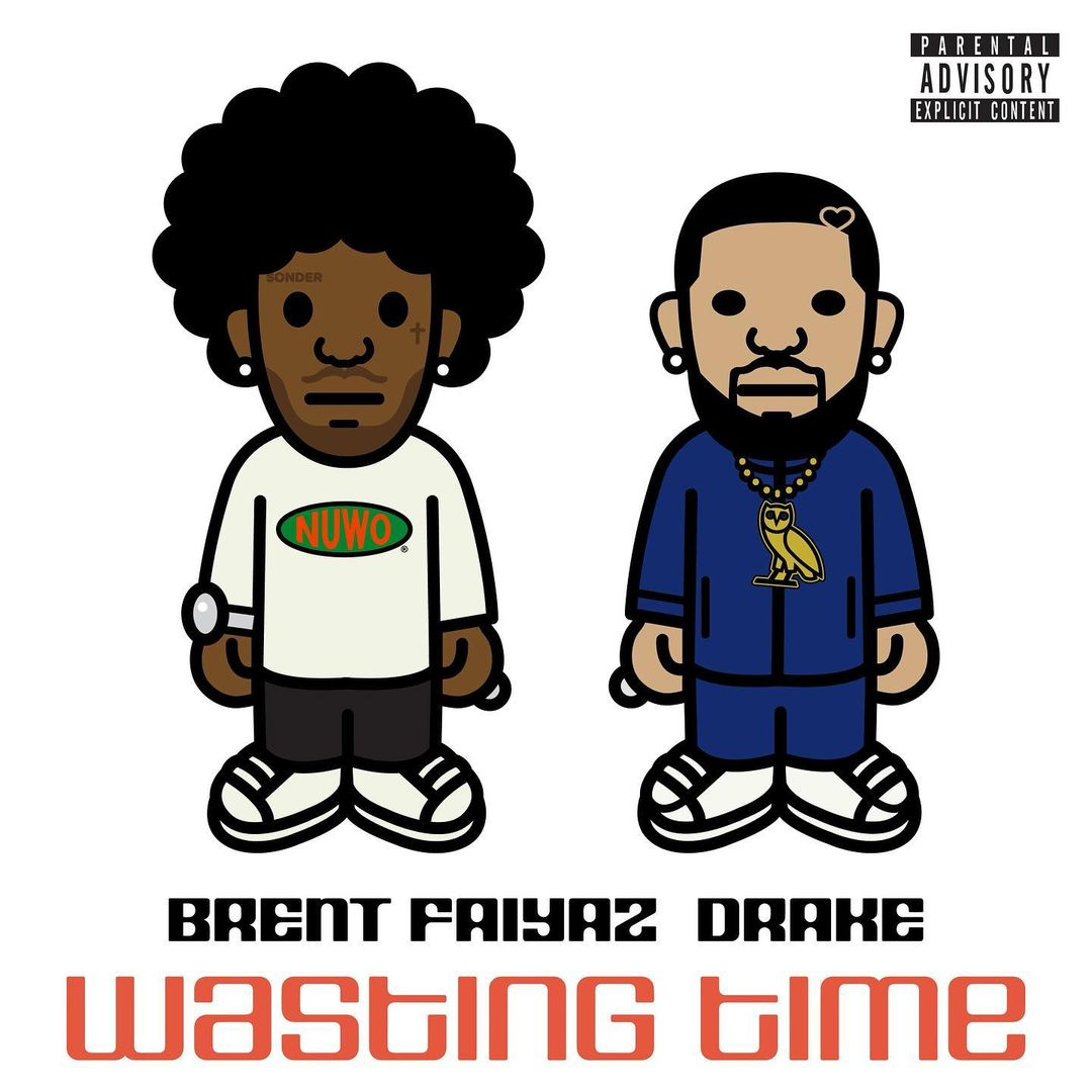 Brent Faiyaz & Drake Link For New Neptunes Produced Track 'Wasting Time'