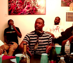 Kevin McCall Admits To Hitting a Woman on Podcast Because She Hit Me