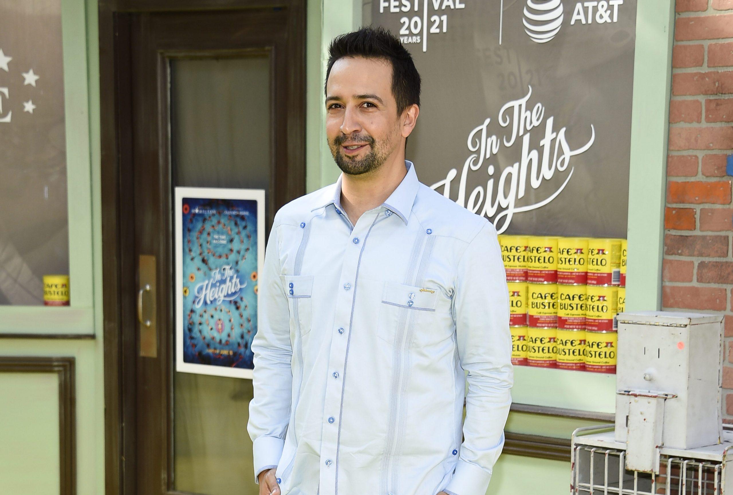 SOURCE LATINO: Lin-Manuel Miranda on 'In The Heights' Backlash: 'We Fell Short'