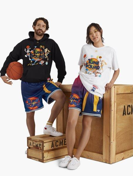McDonalds x Diamond Supply Co x Space Jam A New Legacy Collection 3
