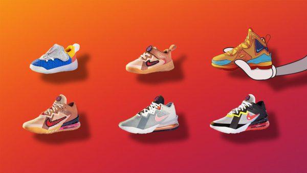 NikeNews SpaceJam NewLegacy Footwear Apparel Group 02 hd 1600