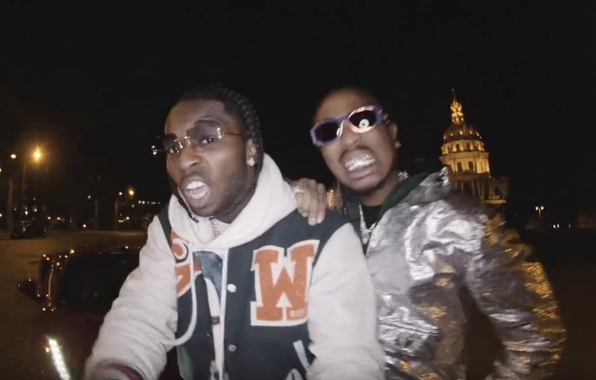 Quavo Reveals He Was Working on a Joint Project With Pop Smoke