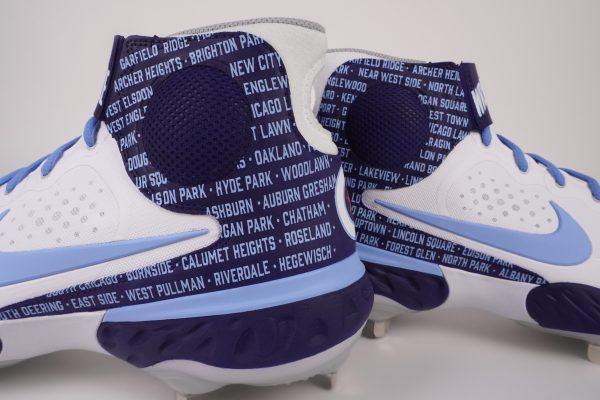 SU21 Nike Alpha Huarache Elite 3 Mid Cubs City Connect Series PE 05 102665