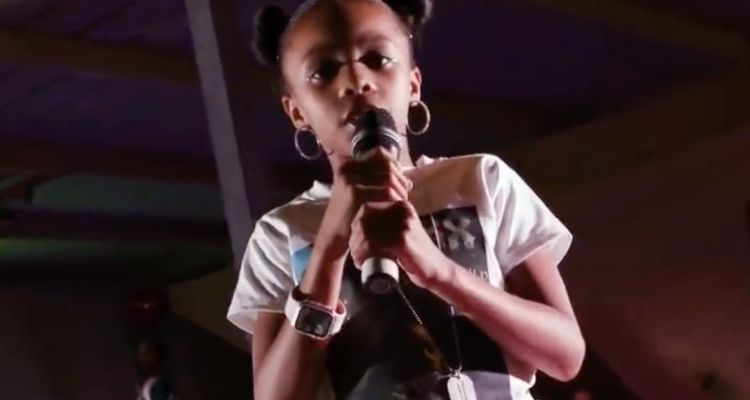 DMX's 8-Year-Old Daughter Performs At His Texas Tribute Show