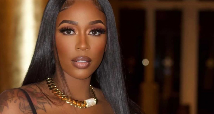 Kash Doll Seemingly Responds to Allegations That Her Boyfriend Tracy T Is Cheating