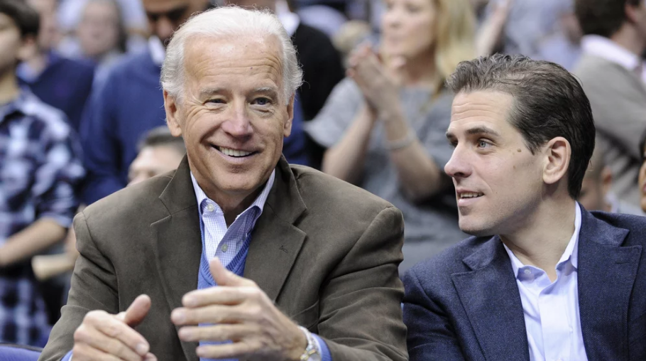 The source |  Joe Biden's son accused of calling attorney N-Word in leaked texts