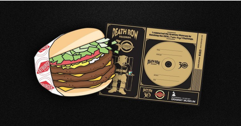 The source |  Death Row Records Partners with Fatburger to Support the Grammy Museum