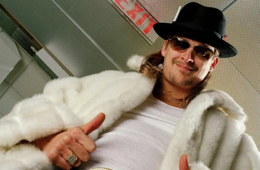 Kid Rock Doubles Down On Homophobic Slur, Repeats In Social Media Post