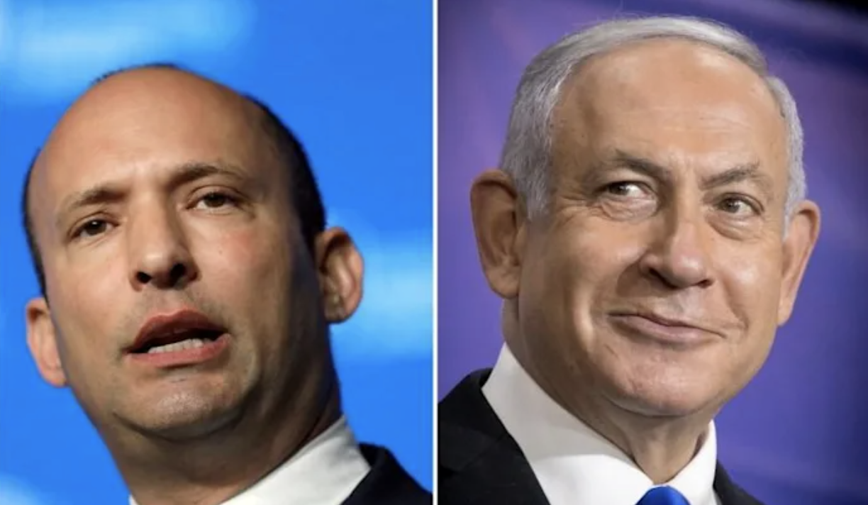 Netanyahu Ousted After a 12-Year Reign as Prime Minister
