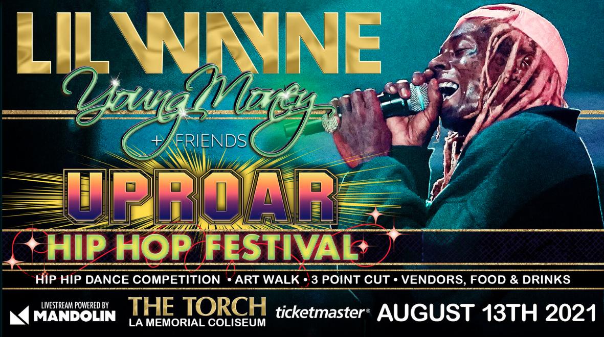Lil Wayne Announces Dance Competition At LA Coliseum With Samantha Long, Lil Buck And Jon Boogz