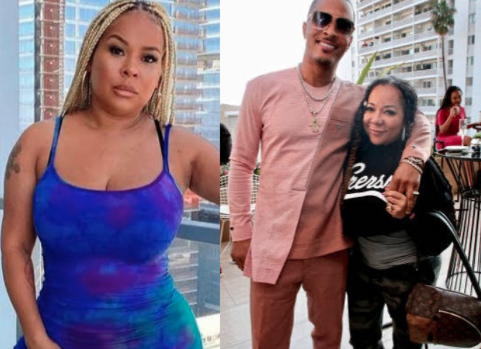 [WATCH] Sabrina Peterson Alleges T.I. Paid Grand Hustle Artist $25K To Kill Her