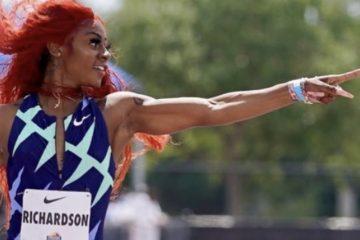SOURCE SPORTS: Sha'Carri Richardson Will Miss 2021 Olympics Due To Failed Drug Test