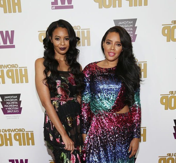 GUHH Stars Angela & Vanessa Simmons Balance Motherhood, Entrepreneurship