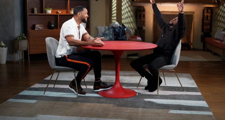 Will Smith and Kevin Hart Set for Father's Day Edition of 'Red Table Talk'