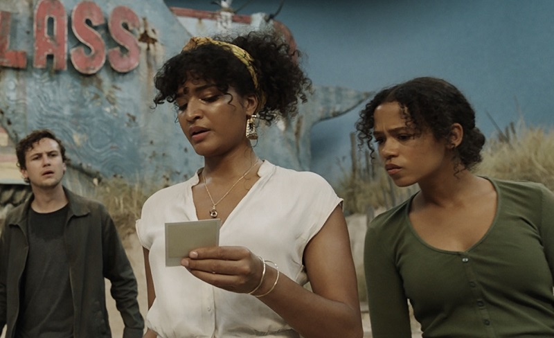 TRAILER ALERT: 'Escape Room 2' Shows Indya Moore And Taylor Russell Fighting For Their Lives