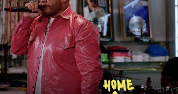 Fat Joe Brings Medley of Hits to NPR's Tiny Desk Home Concert