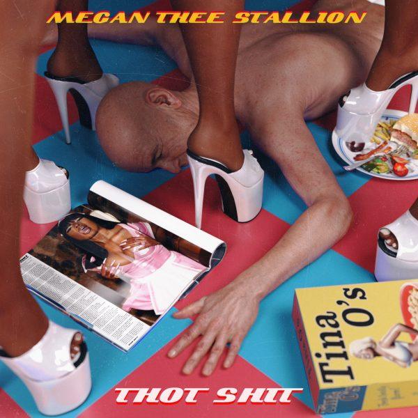thot shit cover megan thee stallion