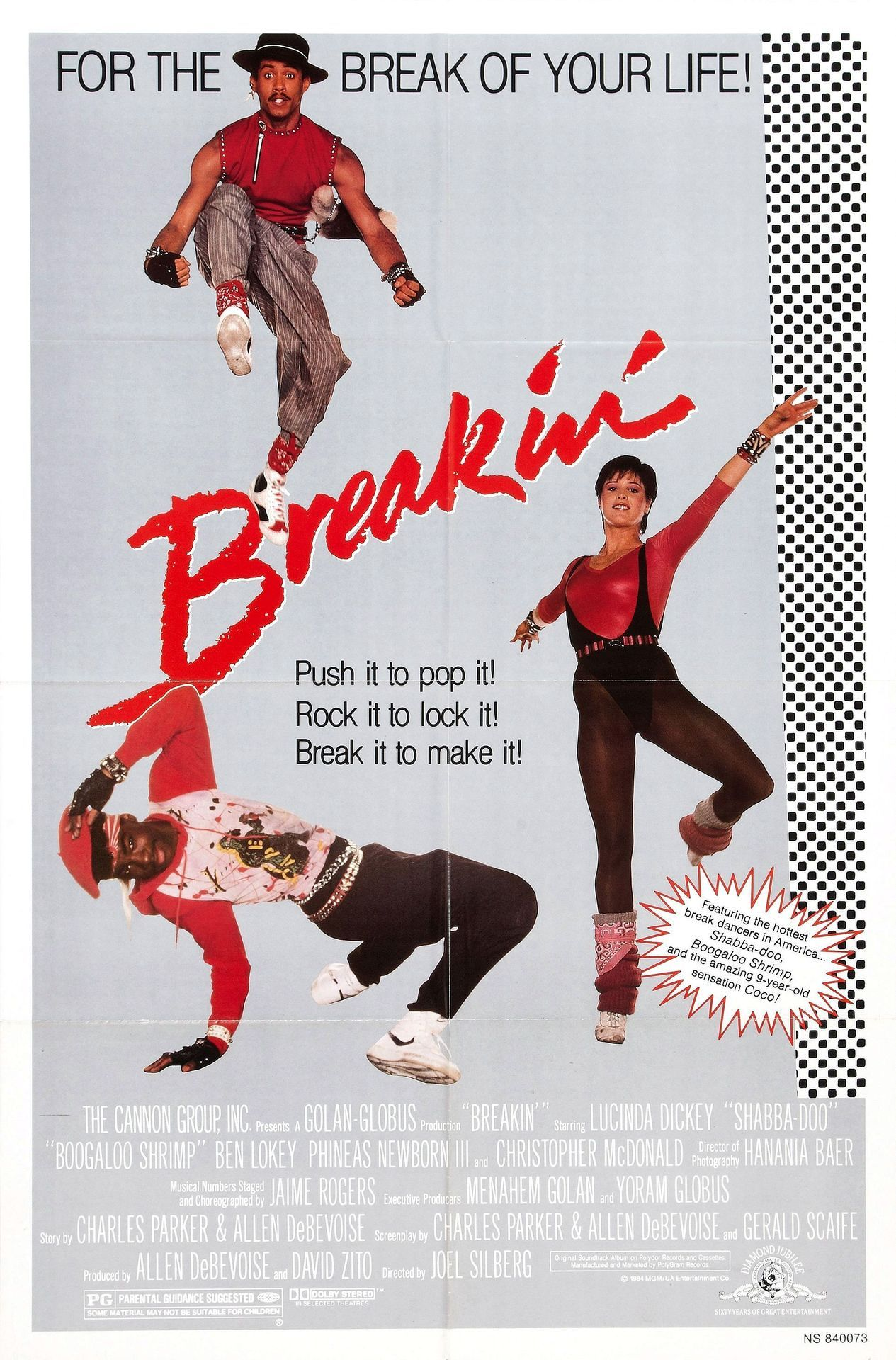 The Source  Today In Hip Hop History: The B-Boy Flick 'Breakin'' Hit Theaters 37 Years Ago