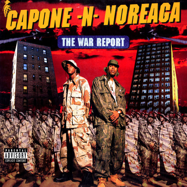 Capone N Noreaga Releases Debut LP 'The War Report' 24 Years Ago