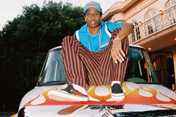 A$AP Rocky PacSun Capsule
