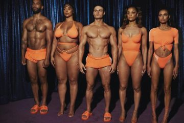 Beyonces Ivy Park Unveils Upcoming Swimwear Collection