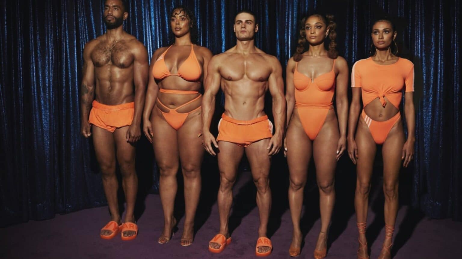 Beyonce's Ivy Park Unveils Upcoming Swimwear Collection