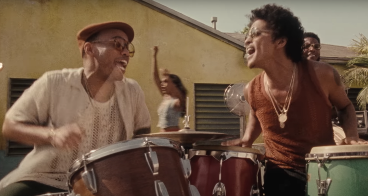 Bruno Mars and Anderson .Paak Finally Walk Through The Door To Deliver New Silk Sonic Track Skate