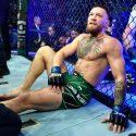 Conor McGregor Injury courtesy of NZ Herald AP