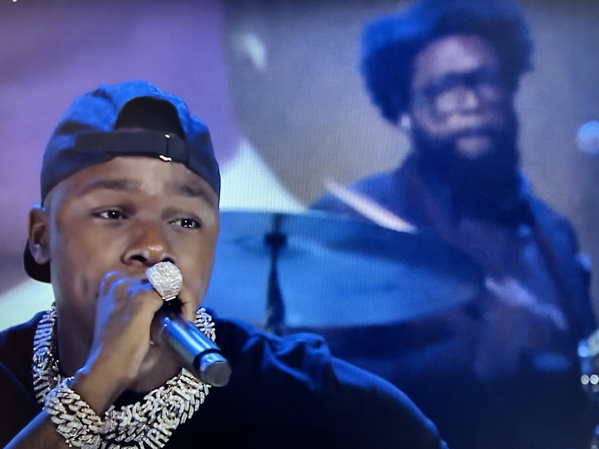 DaBaby says he doesn't know who Questlove is after receiving criticism for homophobic comments