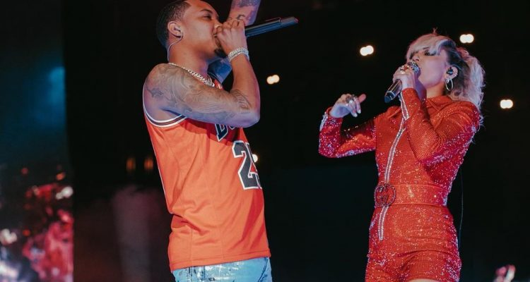 G Herbo Reacts to Sharing Stage with Miley Cyrus