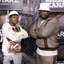 EMPD Big Daddy Kane NLE Choppa and More Perform For Power Book III Raising Kanan Premiere in NYC