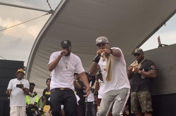 Ghostface Killah Method Man Staten Island Peace and Unity