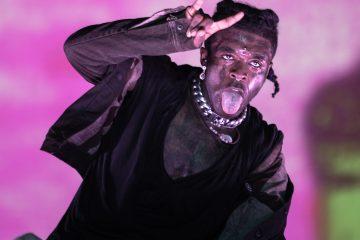 Lil Uzi Vert Younger Rolling Loud Photo:HENRYHWU @HENRYHWU