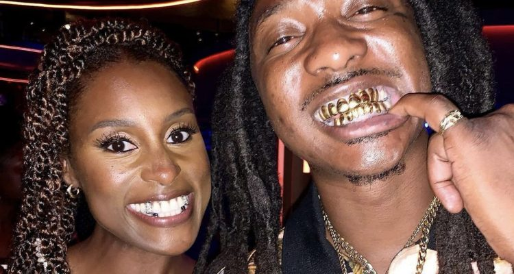 Issa Rae Grillz by Scotty
