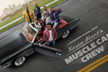 Kevin Hart and The Plastic Cup Boyz are Kevin Hart's Muscle Car Crew