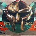MF DOOM Street Mural
