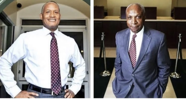 Merger of Two Black Bankers