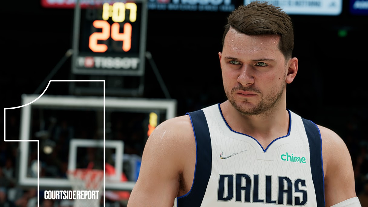 NBA 2K Reveals gets a first look at upcoming NBA 2K22 features