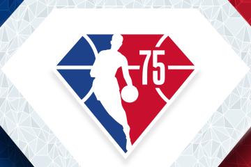 NBA 75 16X9